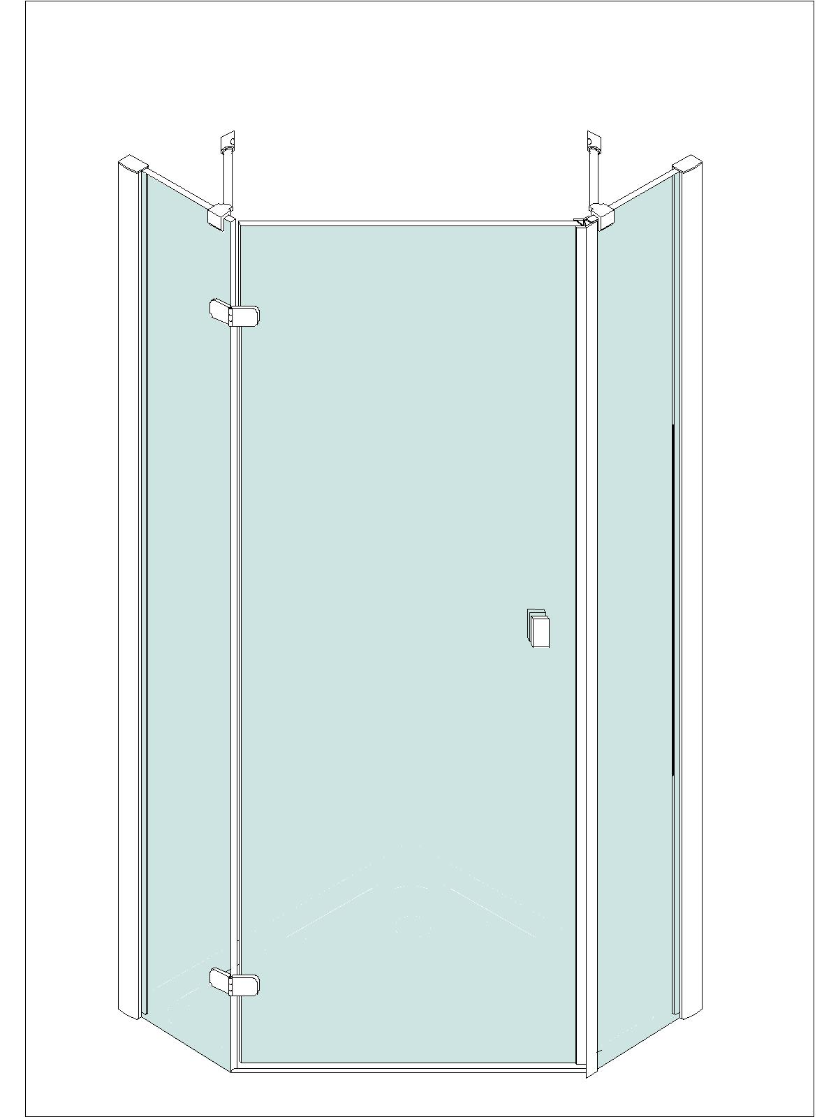 Frameless Shower Enclosures High Quality Frameless