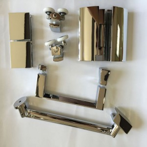 Shower fittings and hardware