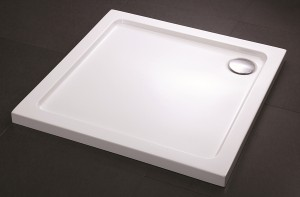 Square ABS Shower Tray