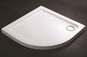 Quadrant ABS Shower Tray