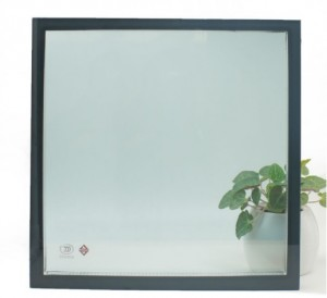 Low-E coated glass