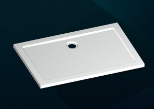 Rectangular SMC Shower Tray