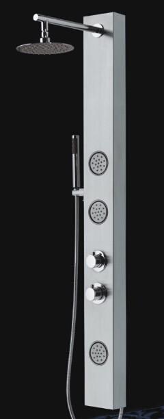 Shower Column, Shower Panel