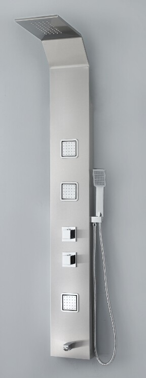 shower column, shower panel